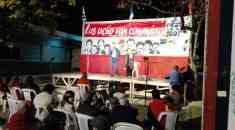 Se realizó en Tacuarembó, el Acto homenaje a los 8 mártires de la 20°