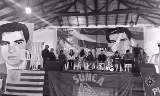 Homenaje del SUNCA a Omar Paitta a 36 años de su secuestro y desaparición