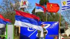 1er Acto hacia 98 Aniversario del PCU en Canelones - Suárez