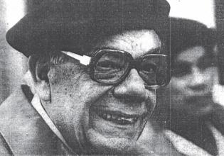 El 8 de agosto de 1990, moría a los 80 años, Enrique Rodríguez